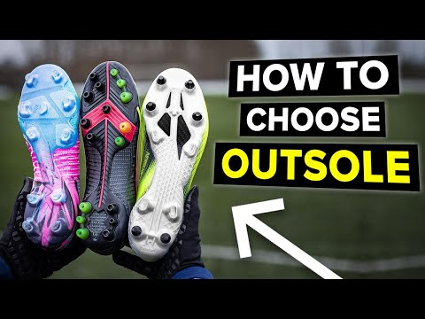 How to choose between FG, AG and SG football boots