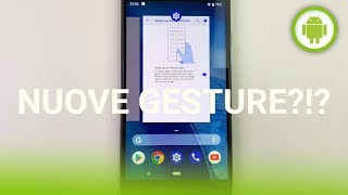 Le nuove gesture di Android P NON CI PIACCIONO!