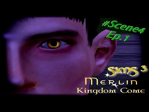 [Sims 3] Merlin 6: Kingdom Come | Ep. 1: Rise and Shine | #4 [Subtitles]