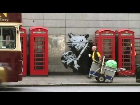 Video THE ART OF BANKSY - OFFICIAL TRAILER
