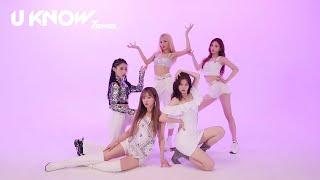 SNH48_7SENSES 《U Know》练习室舞蹈PV版 |Dance Practice Video【4K】