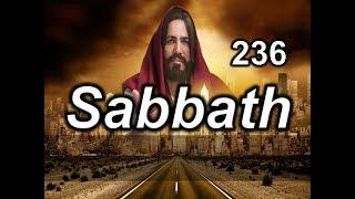 236 New Sabbath in Greek -  Matthew 28:1