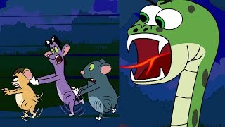 Rat-A-Tat |'Angry Birds Thieves Vs Dog Snake Attack Episodes'| Chotoonz Kids Funny Cartoon Videos