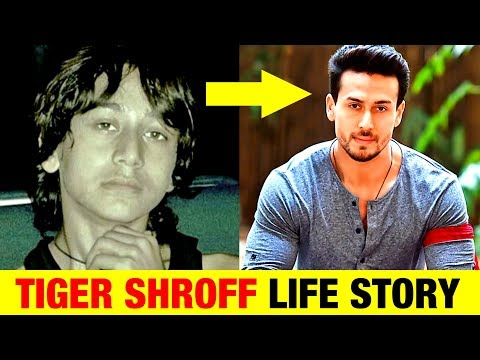 The Untold Story of Tiger Shroff | Student Of The Year 2 Movie के  Actor | Biography | Bollywood