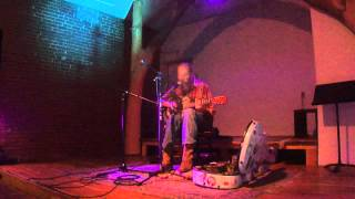 "Charlie Parr ""Where You Gonna Be"" 10-26-12, The Root Note, LaCrosse, WI"
