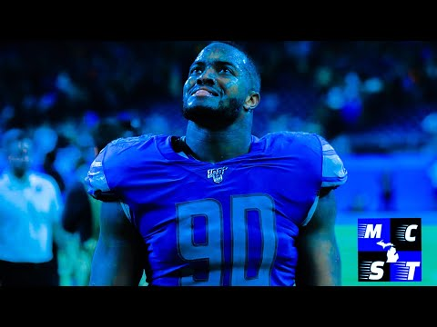 Detroit Lions Reveals Trey Flowers Will Switch to OLB in New 3-4 Scheme!!!