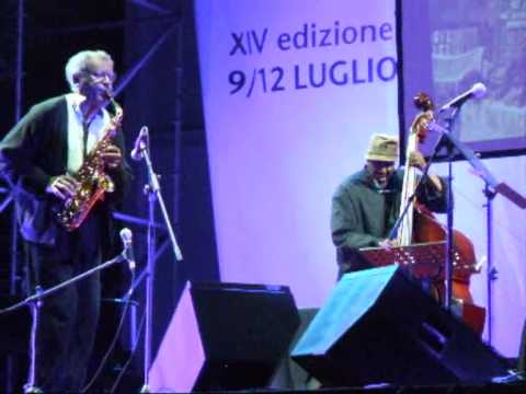 Pomigliano Jazz Festival 2009 – Anthony Braxton, William Parker, Famoudou Don Moye