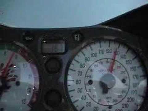 Suzuki Hayabusa 330 km/h