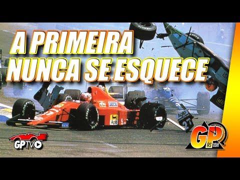 As histórias da primeira cobertura de F1 de Flavio Gomes na Europa | GP às 10