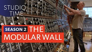 ICYMI Have a look at the makings of my modular wall Ill