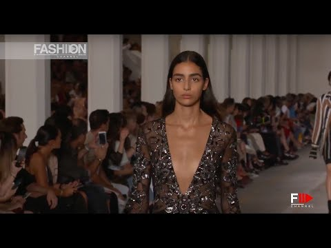 ROBERTO CAVALLI Spring Summer 2019 Milan - Fashion Channel