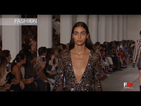 ROBERTO CAVALLI Spring Summer 2019 Milan - Fashion Channel