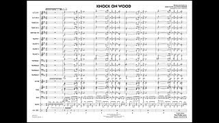 Knock On Wood arranged by Paul Murtha