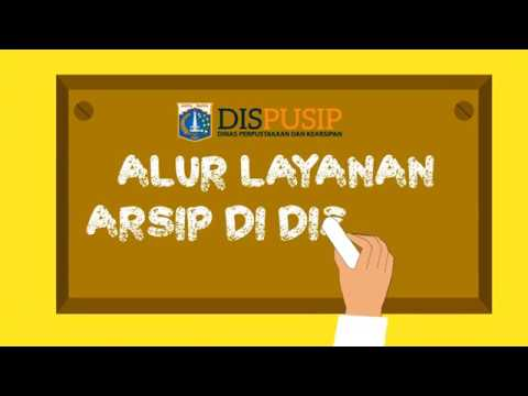 VIDEO ALUR LAYANAN DISPUSIP