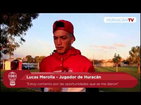 """""""Volví con la ilusión de debutar en Huracán y se me dio"""""""