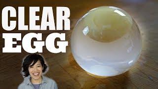 DIY CLEAR EGG & The Negg - egg peeler test | Raindrop Egg