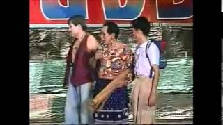 ตลกเสียงอิสาน ยายยงค์ ปอยฝ้าย ปะทะ แม่นกน้อย - บันทึกการแสดงสดเสียงอิสานชุดที่ 3