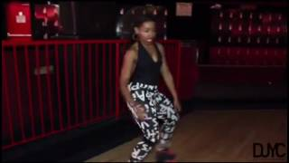 """Kamille Boyd-Gilmore """"Shoestopping/rollerskating at Cascade"""