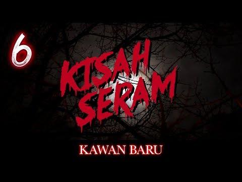 Kisah Seram: KAWAN BARU w/ Azfar Heri | Sterk Production