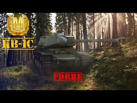 КВ-1С МАСТЕР [World of Tanks blitz] WOTB