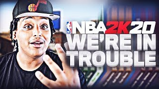 WE'VE BEEN LIED TO ABOUT NBA 2K20...