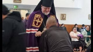 Consecration Liturgy - St Innocent Cathedral - Anchorage Alaska