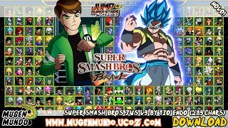Jump Ultimate Stars Mugen Free Video Search Site Findclip