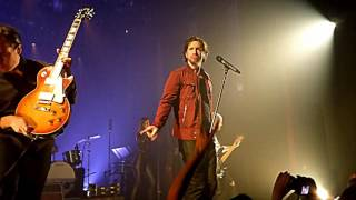 Jonas & The Massive Attraction - Daddy - Club Soda Montreal 25-11-2016