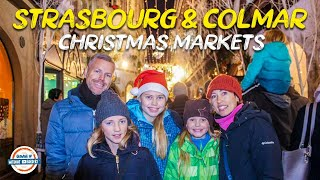 Strasbourg and Colmar Christmas Markets - It's the most wonderful time of the year!