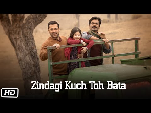 'Zindagi Kuch Toh Bata (Reprise)' Song   Salman & Kareena    Bajrangi Bhaijaan   Jubin