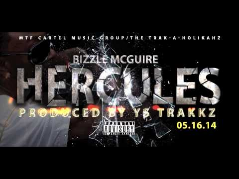 "Bizzle McGuire ""Hercules"" [Prod by YS Trakkz]"