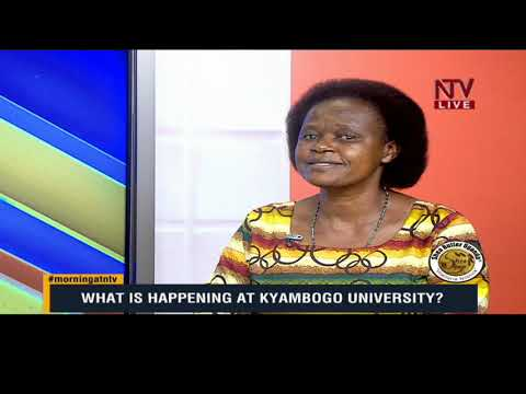 TAKE NOTE: What is happening at Kyambogo University