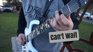 Can't Wait - CHON Guitar/Vocal Cover ft. Natalie Chow