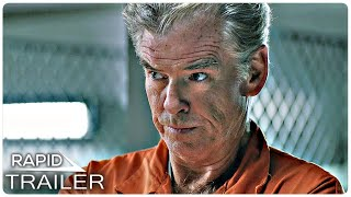 THE MISFITS Official Trailer (2021) Pierce Brosnan, Action Movie HD