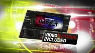 Inferno - After Effects CS4 Project Template .aep
