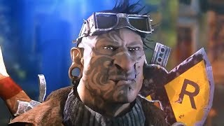 Wasteland 3 Gameplay Trailer (PC/Xbox One/PS4)