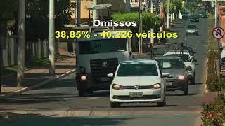 Mais de 38% dos proprietários de veículos ainda não quitaram o IPVA em Patos de Minas