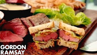 Ultimate Steak Sandwiches