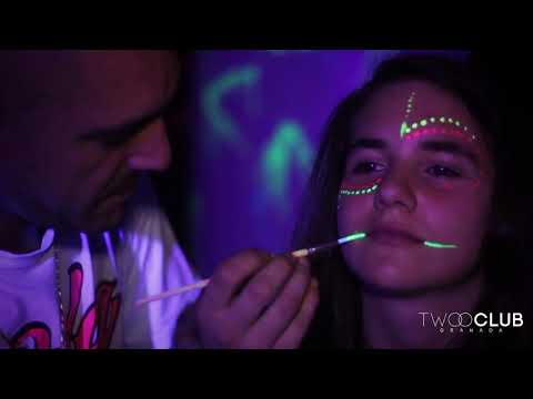 AFTERMOVIE   GLOW PARTY Twoo Club Granada 2017