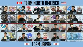 Frostbite 2017 - North America vs Japan Crew Battle - dooclip.me