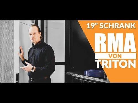 """Maßgebliche Vor- und Nachteile zum 19"""" Netzwerkschrank RMA von Triton"""