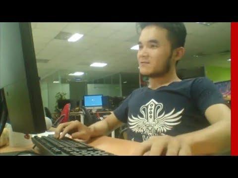 Một giờ trong đời của lập trình viên (speed 6x)