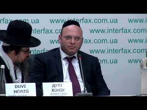 Orthodox Jewish Chamber Of Commerce (NEW York) asks Ukrainian president Zelensky to clean up local corruption in Uman