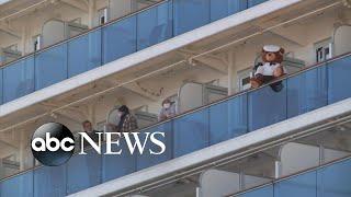 Cruise ship workers speak out amid coronavirus worries l ABC News