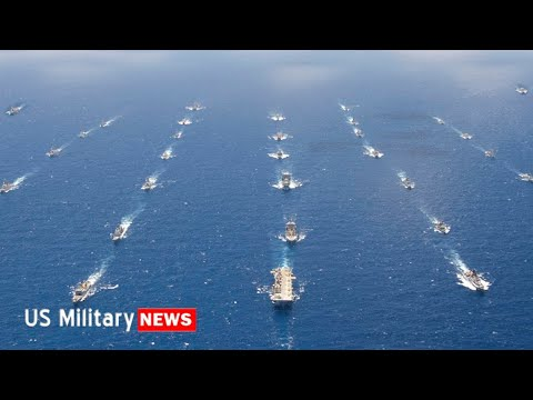 Just How Powerful is U.S. Navy's Fifth Fleet