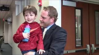 Bret Hohenberger Speaks Out about Parental Kidnapping in America