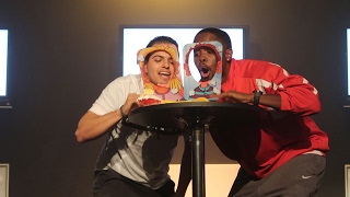 HILARIOUS GAME OF PIE FACE!! | Daily Dose S2Ep133