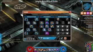 Rogue damnation gears