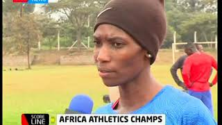 African Senior Athletics Championship: Kenyan athletes gear up for the showpiece | #KTNScoreline