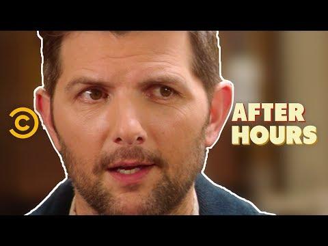 Splitting the Bill Is a Dangerous Game (feat. Adam Scott) - After Hours with Josh Horowitz (видео)